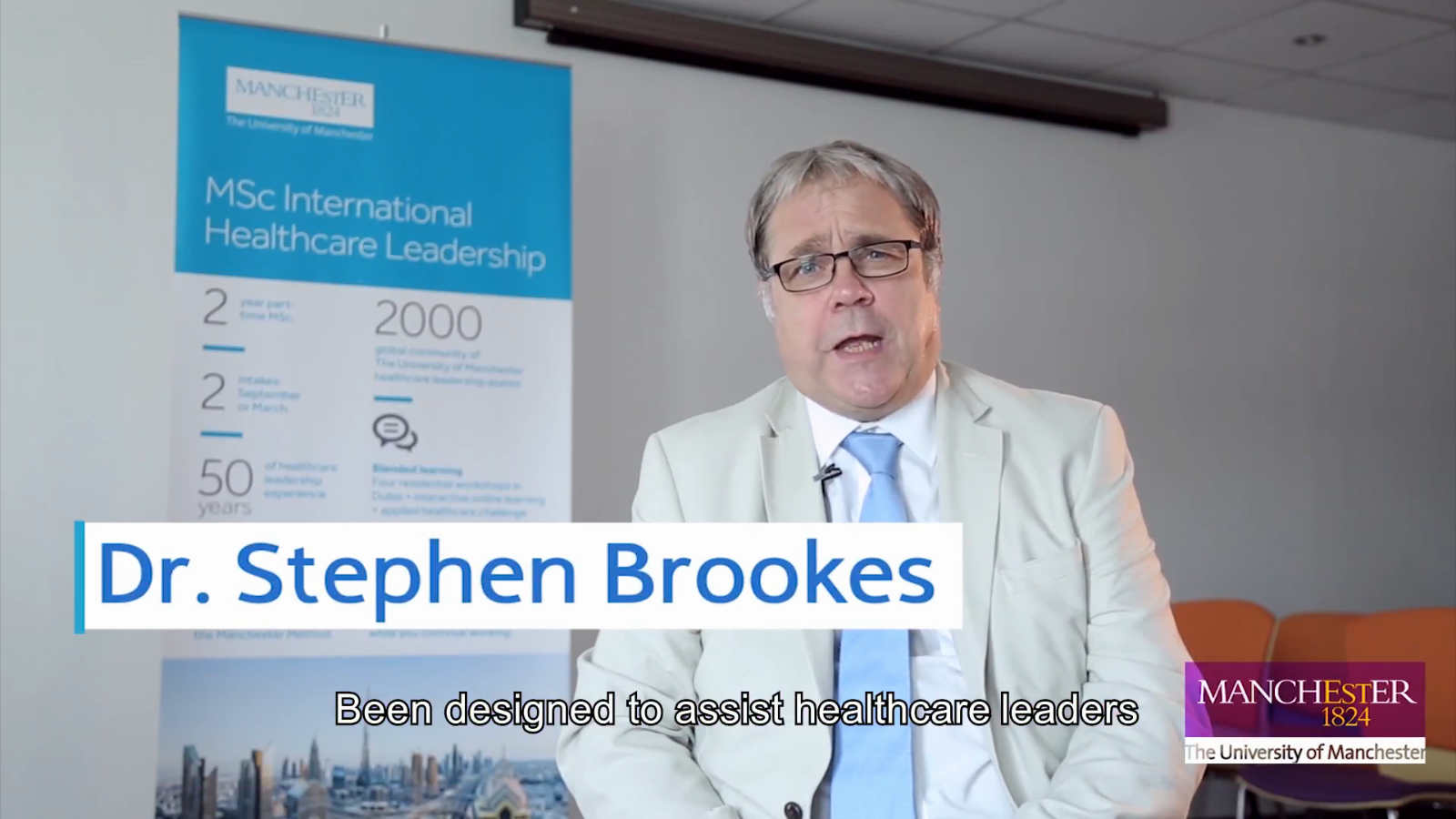Dr Stephen Brookes