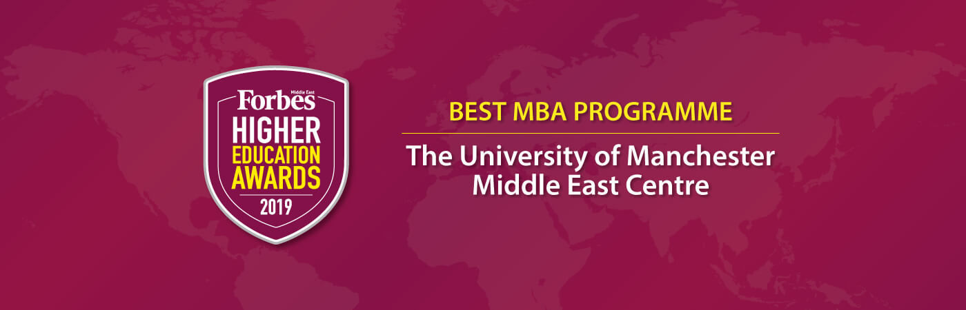 Best MBA Program in Dubai