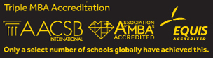 Triple Mba accreditation